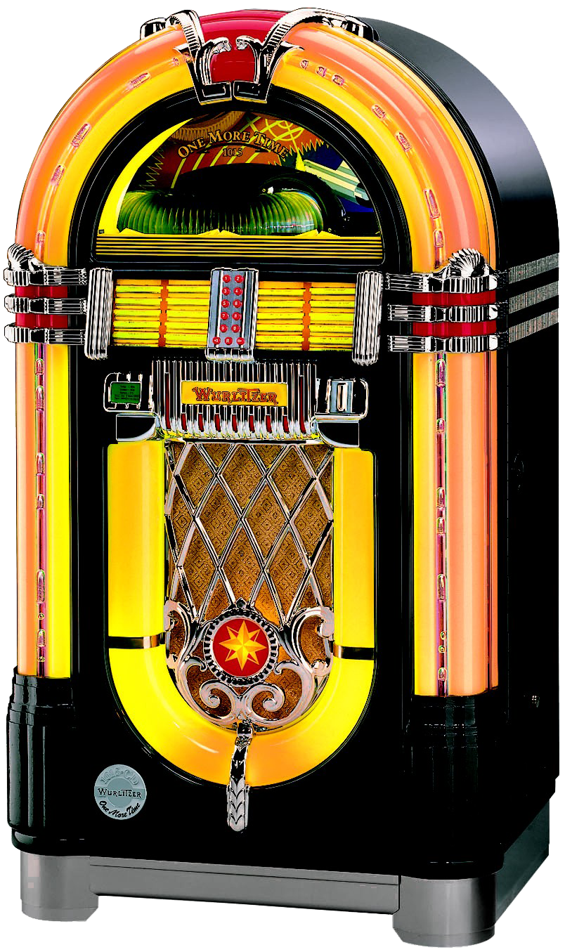 jukebox hire lge black